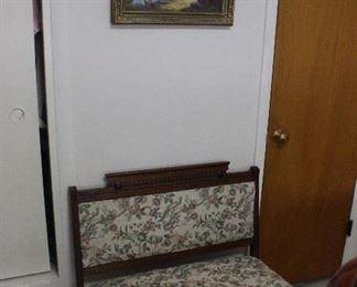 Vanity Bench Settee