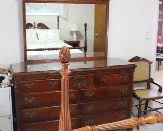 Dresser from Pineapple Poster  Bedroom set