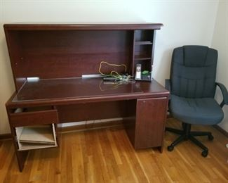 The office desk is FREE!
