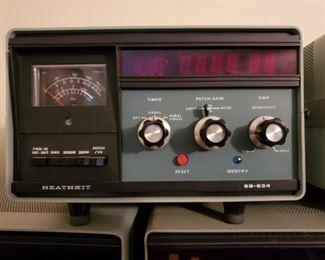 Heathkit Sb-634 Station Console