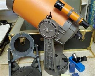 CELESTRON 8 F10 2000MM TELESCOPE