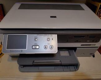 HP PHOTOSMART C8180 ALL-IN-ONE PRINTER