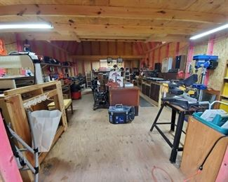 WOODWORKING TOOLS & MORE