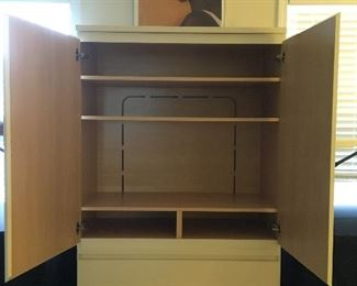 Alternate view of armoire