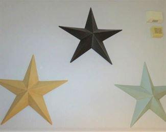 Decorative Metal Wall Stars