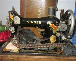 Singer Featherweight Sewingmachine