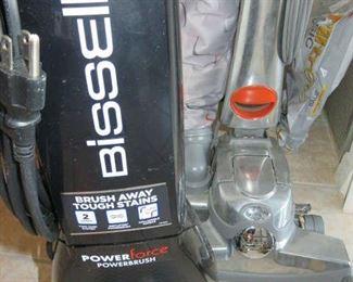 Bissell Power Force Floor/Rug Cleaner, Kirby Vacuum