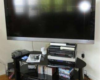 Sony Model KDL60EX500 TV w/Stand