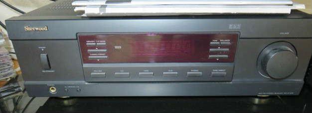 Sherwood RX4109 AM/FM Receiver