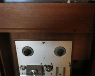 AKAI X-1800SD Reel to Reel & 8 Track Recorder