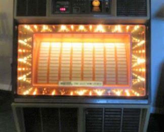 Vintage Rowe 200 Selection Stereo Jukebox
