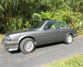 1987 BMW 321 IS 88,000 miles