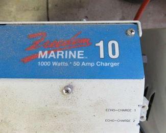 Freedom Marine 10 1000 Watts 50 Amp Charger