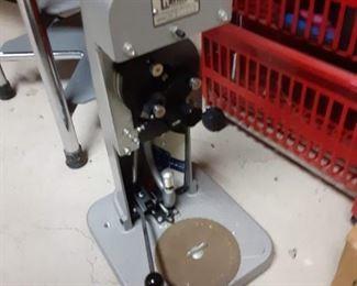 Hermes engraving machine