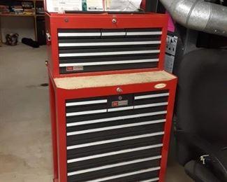 Craftsman Rolling tool crib