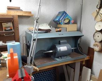 Allcraft Grinding machine