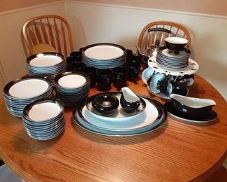 Full set of Japanese porcelain China