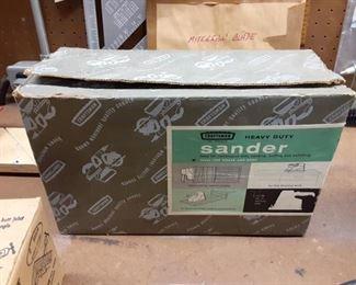 Craftsman sander