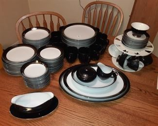 Service for12 Japanese porcelain china $150