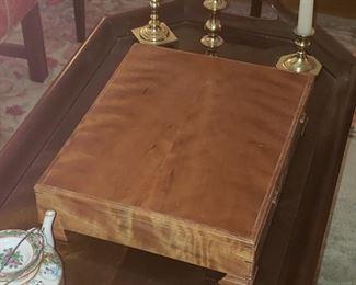 0151 Main Building Living Room Bible Box profile