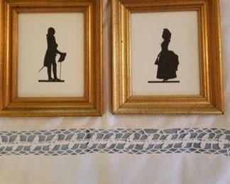 0249 Main Building Bedroom Master Framed Silhouettes profile
