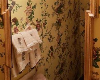 0368 Main Building Bathroom Hall Mirror profile