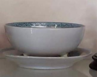 0426 Main Building Hall Downstairs Bowl and saucer profile