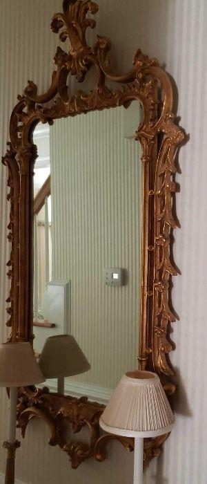 0528 Main Building Hall Downstairs Mirror profile