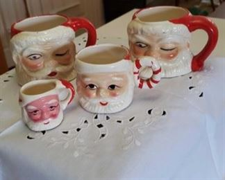 0646 Main Building Kitchen Santa mugs profile
