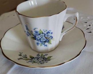 0724 Main Building Kitchen Tea Cup Saucer profile