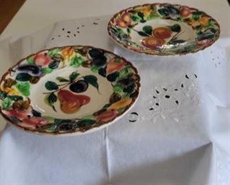 0727 Main Building Kitchen Decorative plates profile