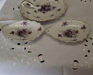 0763 Main Building Kitchen Tea bag trivet and dish profile