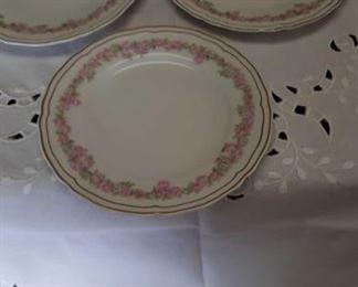 0766 Main Building Kitchen Plate profile