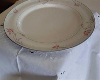 0862 Main Building Kitchen Serving plate profile