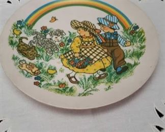 0958 Main Building Kitchen Child s Plate profile