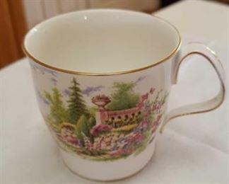 1030 Main Building Kitchen Tea Cup profile