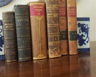 1315 Main Building Sun Room Antique Books profile