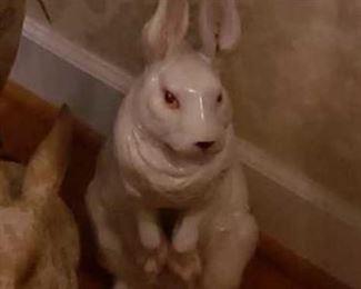 1347 Main Building Dining Room Ceramic Rabbit profile
