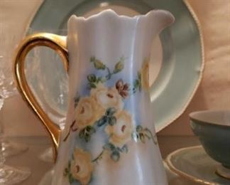 1471 Main Building Dining Room Pitcher profile