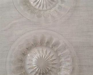 1603 Main Building Dining Room Saucers profile