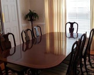 1621 Main Building Dining Room Dinning Table profile
