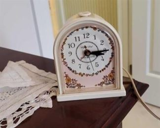 1709 Main Building Bathroom Upstairs Alarm Clock profile
