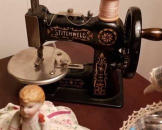 2018 Main Building Sitting Room Toy Sewing Machine profile