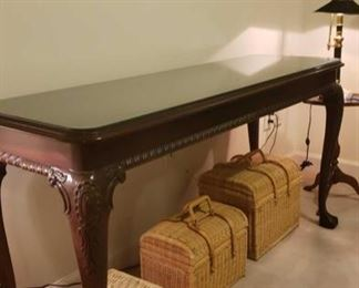 2060 Main Building Sitting Room Sofa Table profile