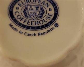 2318 Main Building Hall upstairs closet Coffee C S Bottom Of Cup
