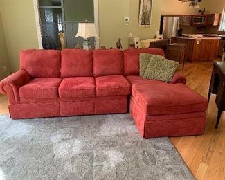 Queen size sofa/sleeper