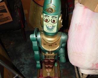 Big Loo Marx Moon Robot