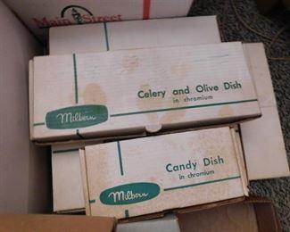 More Milbern Accessories in Original Boxes
