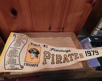 1979 Pittsburgh Pirates Pennant