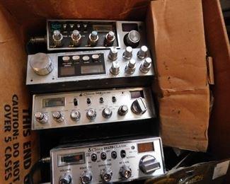 Numerous CB Radios